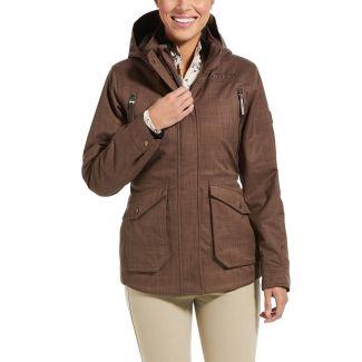 Ariat Ladies Sterling Waterproof Parka Coat