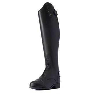 Ariat Ladies Heritage Contour II H20 Insulated Riding Boots Black