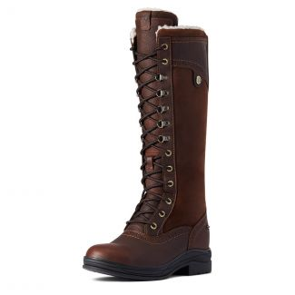 Ariat Ladies Wythburn Tall Waterproof Country Boots