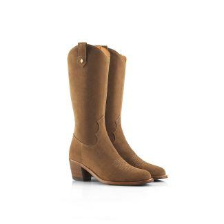 Fairfax & Favor Ladies Rockingham Suede Boot