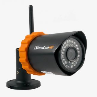 FarmCam HD CCTV Security Camera - Cheshire, UK