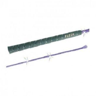 Fleck Sparkling Line Dressage Schooling Whip 100cm - Chelford Farm Supplies
