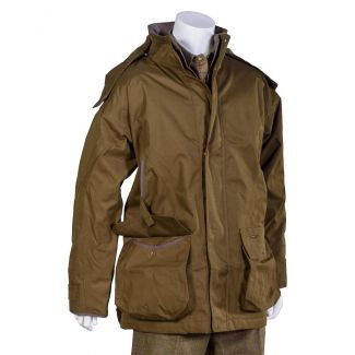Bonart Mens Frome Waterproof Jacket Green