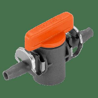 Gardena Shut Off Valve 4.6mm (8357)