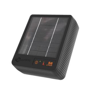 Gallagher S6 Lithium Solar Fence Energizer | Chelford Farm Supplies