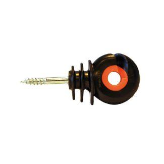 Gallagher Electric Fencing XDI Screw Ring Insulator 25 Pack - Chelford Farm Supplies