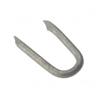 Forgefix Netting Staple Galvanised 20mm