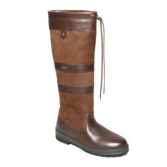 Dubarry Galway ExtraFit Country Boots Walnut