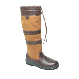 Dubarry Galway Country Boots Brown
