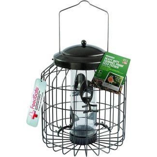 Gardman Heavy Duty Squirrel Proof Bird Seed Feeder - Chelford Farm Supplies