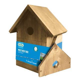 Gardman Multi Bird Nest Box - Chelford Farm Supplies