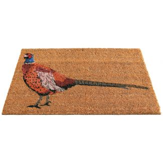 Gardman Pheasant Coir Door Mat - Chelford Farm Supplies