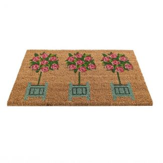 Gardman Rose Tree Coir Door Mat - Chelford Farm Supplies