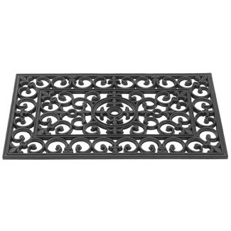 Gardman Victorian Rubber Cast Door Mat - Chelford Farm Supplies
