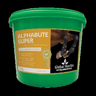 Global Herbs AlphaBute Super 1kg - Chelford Farm Supplies