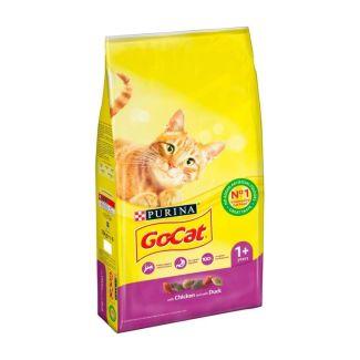 Go-Cat Complete Adult Chicken & Duck Cat Food   Chelford Farm Supplies