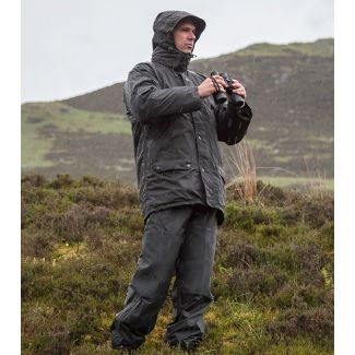 Hoggs of Fife Green King Jacket