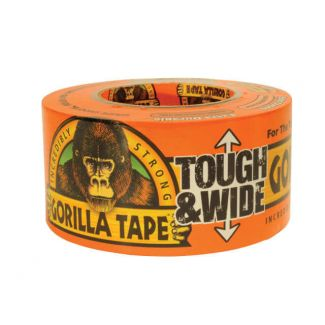 Gorilla Tape Tough and Wide 73mm x 27m - Cheshire, UK