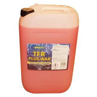 Gwaza Traffic Film Remover with Wax 25 litre - Cheshire, UK