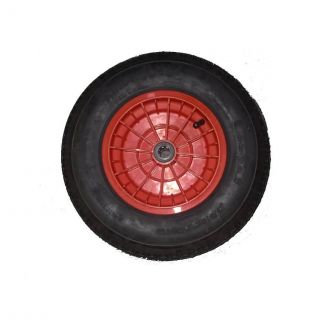 Gwaza Wheel Barrow Pneumatic Plastic Wheel 20mm - Chelford Farm Supplies
