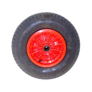 Gwaza Wheel Barrow Pneumatic Plastic Wheel 25mm - Chelford Farm Supplies