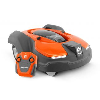 Husqvarna Remote Control Automower Robotic Lawn Mower Toy - Cheshire, UK