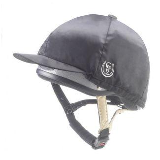 Gatehouse Hat Silk Black