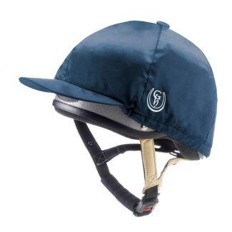 Gatehouse Hat Silk Navy