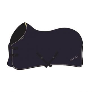 Mark Todd Coolex Cooler Rug Navy/Silver