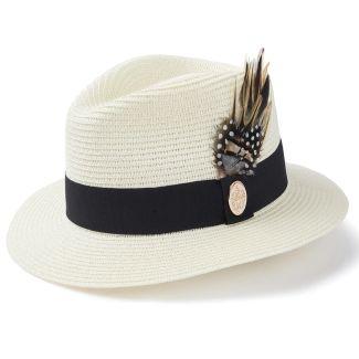Hicks & Brown Ladies Aldeburgh Fedora Hat
