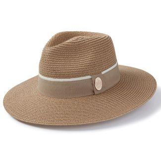 Hicks & Brown Ladies Hemley Fedora Hat