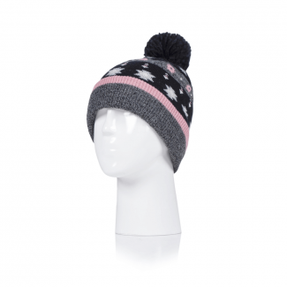 Heat Holders Ladies Snowsports Rockies Thermal Hat - Chelford Farm Supplies