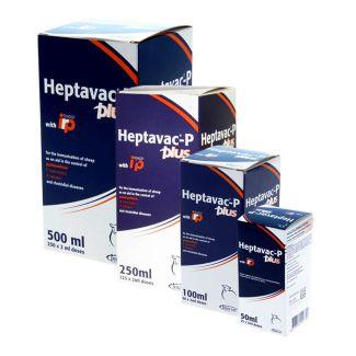 Heptavac P Plus Lamb & Sheep Vaccination