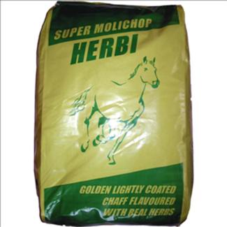 Super Molichop Herbi Horse Feed 15kg