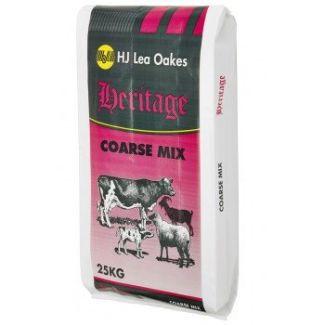 H J Lea Oakes Heritage Coarse Ram Mix 25kg