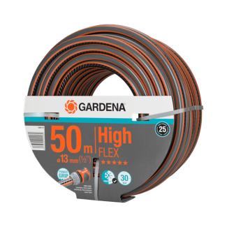Gardena Comfort Highflex Hose 13mm X 50m (18069)