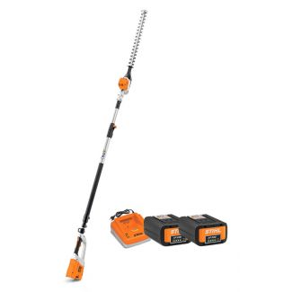 Stihl HLA85 Battery Long Reach Hedge Trimmer Bundle - Cheshire, UK