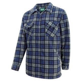 Hoggs Of Fife Caithness Polar Fleece Work Shirt | Chelford Farm Supplies