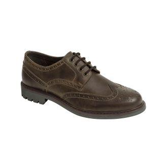 Hoggs of Fife Mens Inverurie Country Brogue Shoes - Chelford Farm Supplies