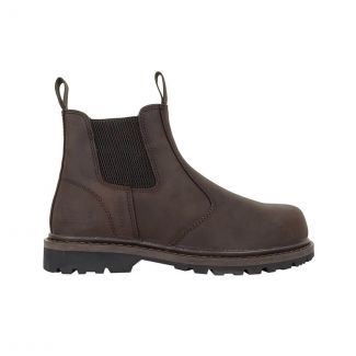 Hoggs of Fife Mens Zeus Dealer Safety Boots - Chelford Farm Supplies