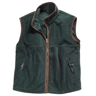 Hoggs of Fife Stenton Technical Fleece Gilet - Chelford Farm Supplies