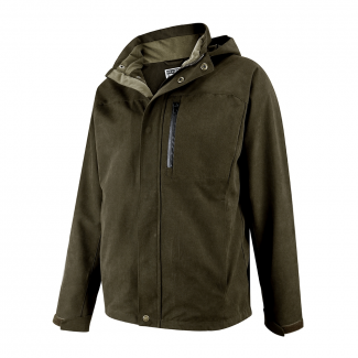 Hoggs of Fife Struther Zip Through Waterproof Jacket - Chelford Farm Supplies