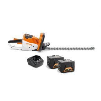 Stihl HSA56 Battery Hedge Trimmer Bundle - Cheshire, UK
