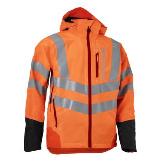 Husqvarna Hi-Viz Rain Vent Technical Jacket