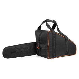 Husqvarna Xplorer Chainsaw Bag Black/Orange