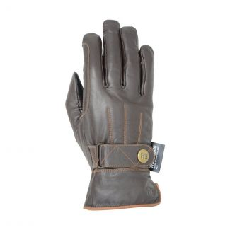 Hy Equestrian Hy5 Thinsulate™ Leather Winter Riding Gloves - Chelford Farm Supplies