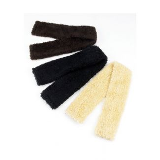 Hy Equestrian Fur Fabric Girth Sleeve - Chelford Farm Supplies