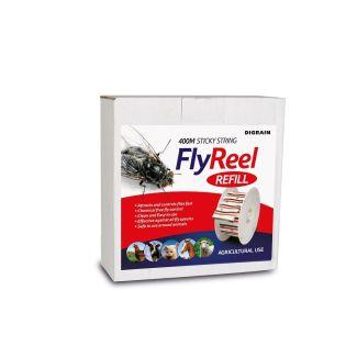 Digrain Sticky String Fly Reel Refill 400m