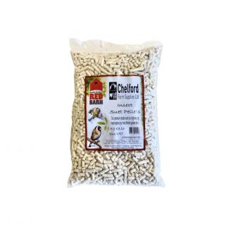 Red Barn Insect Suet Pellets | Chelford Farm Supplies