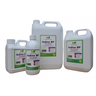 Country UF 10% Strong Iodine